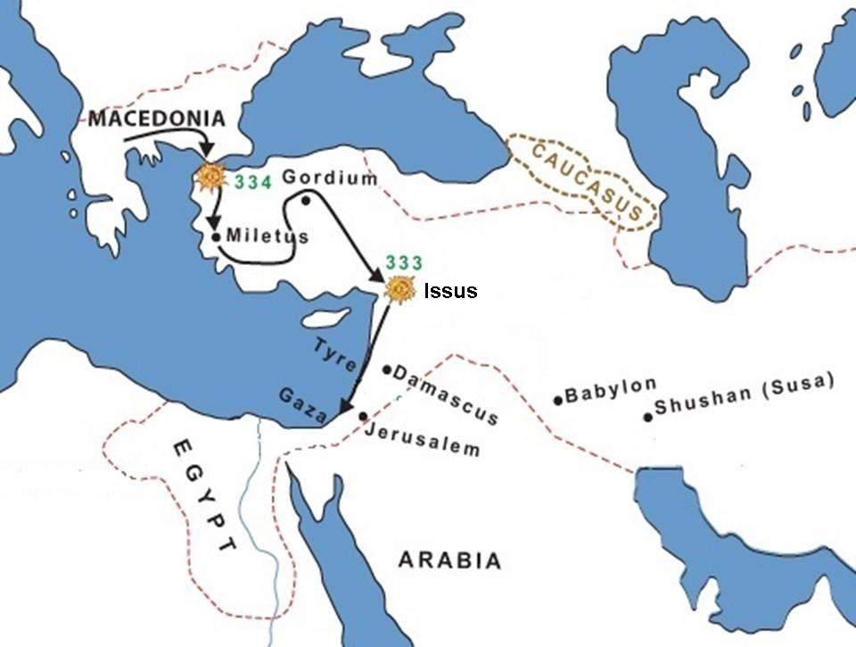 Macedon 2 Issus
