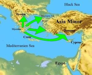 Exodus 06 from Greece to Danuna