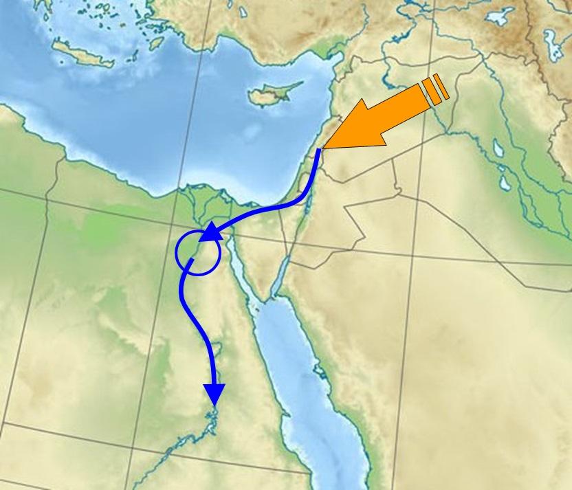 Ev 02 route to Ev