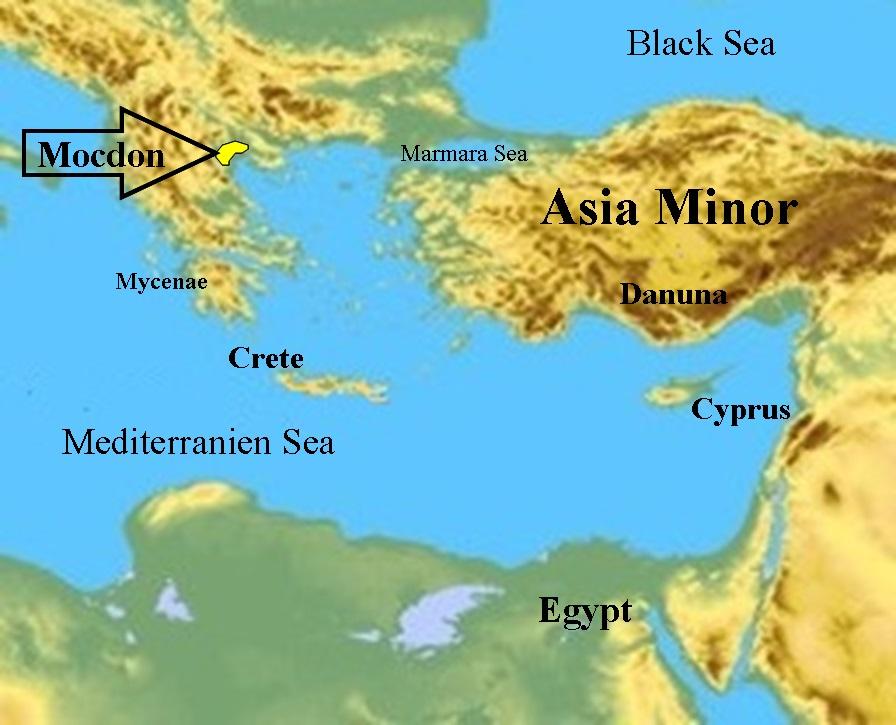 Exodus 13 Mocdon