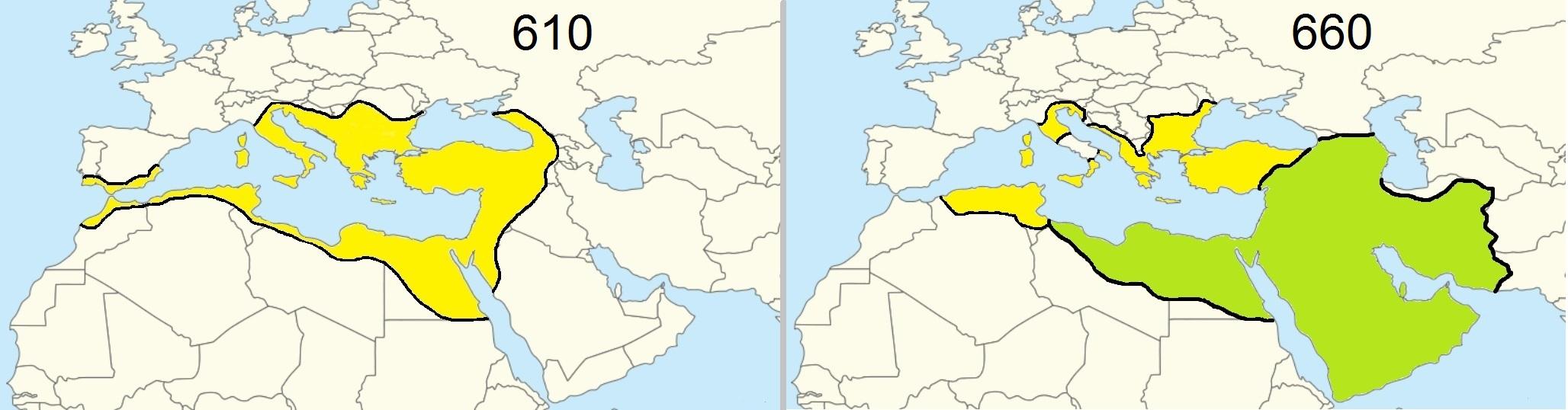 Ev 03 map of Islamic Khalifut