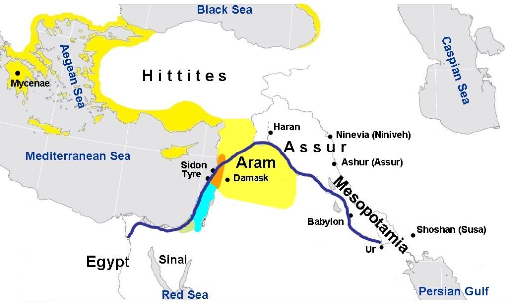 Na-krugi-svoja 12 Mesopotamia-Dan-Egypt