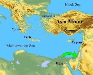 Exodus 10 Danaans & Achaeans